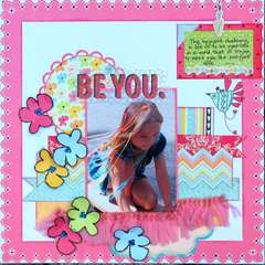 BE YOU **MyCreativeSketches**