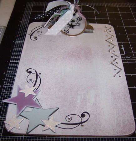 Starry Altered Clipboard