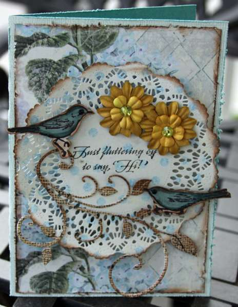 Fluttering By*Flying Unicorn April Kit*