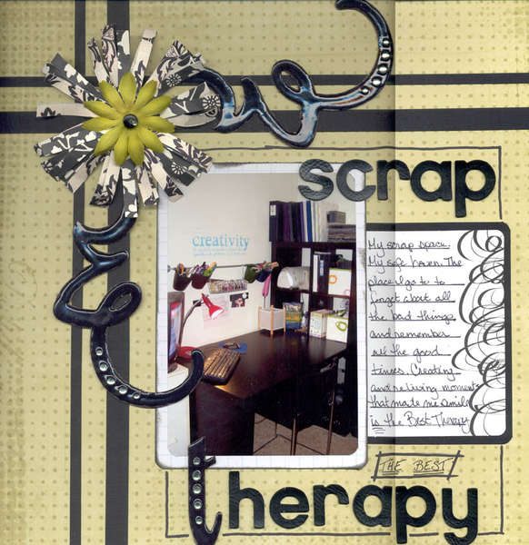 Scrap Therapy