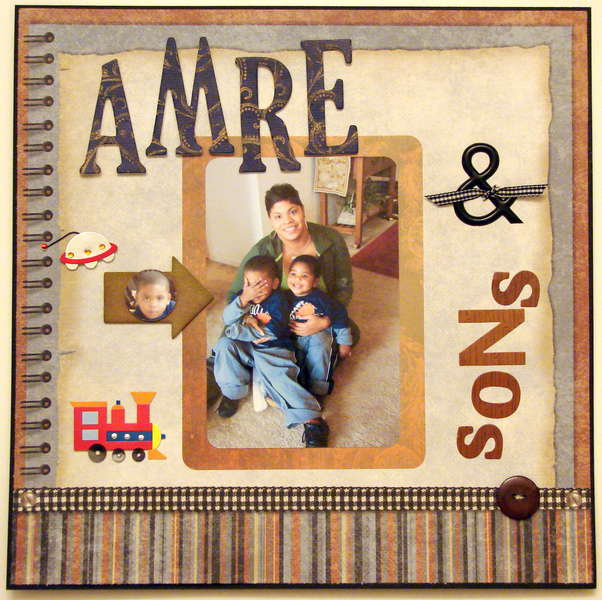 AMRE & sons