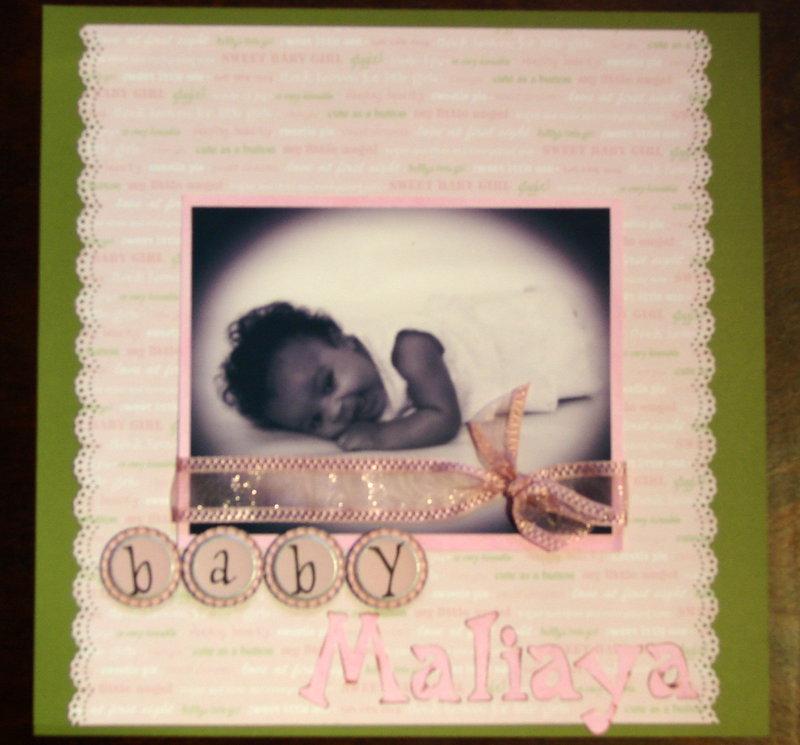 baby Maliaya
