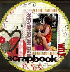 why i scrapbook - NSD challenge