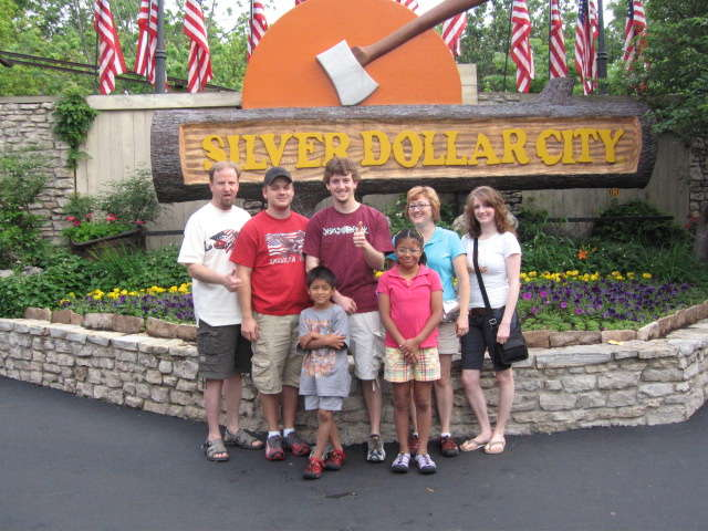 vacation in branson