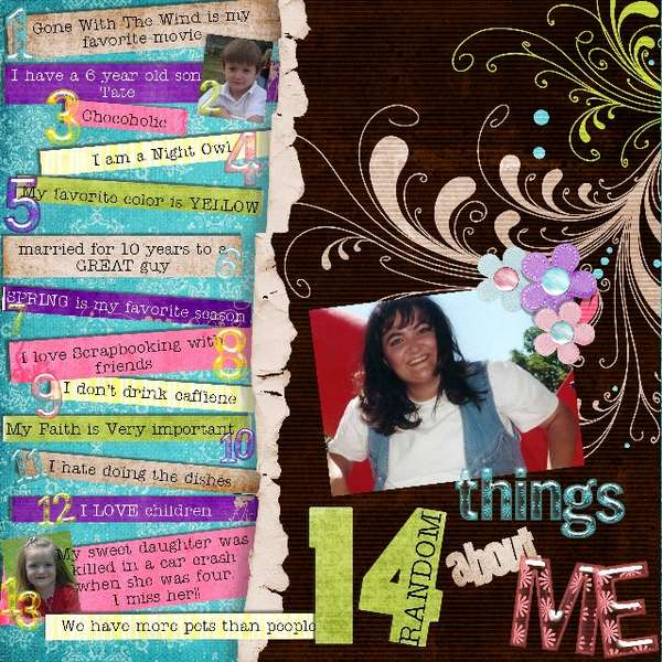 14 random things about me