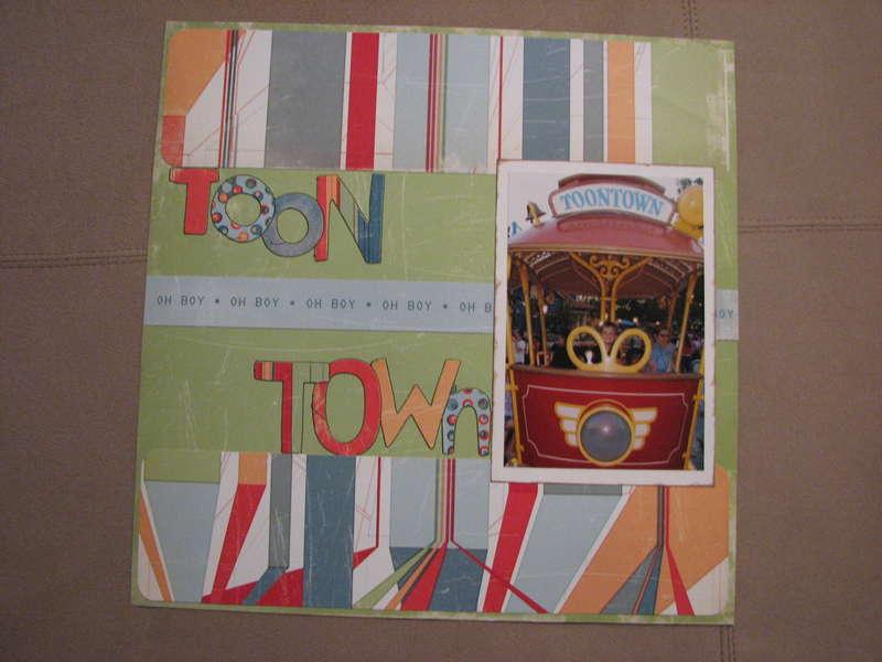Toon Town pg. 1