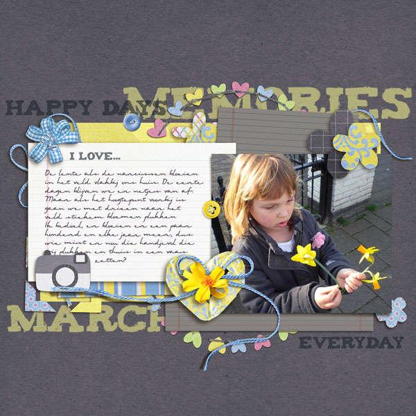 March Memories