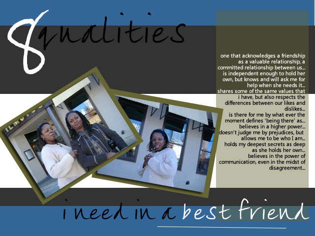 8 Qualities of a Best Friend