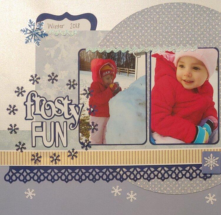 Frosty Fun left