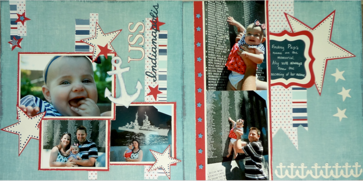 USS Indianapolis Memorial