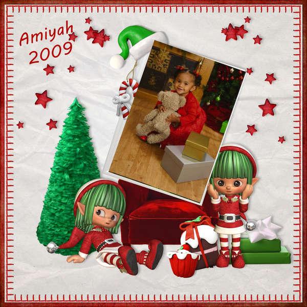 Amiyah 2009