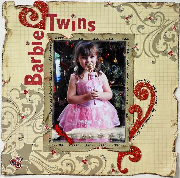 Barbie Twins - Rusty Pickle