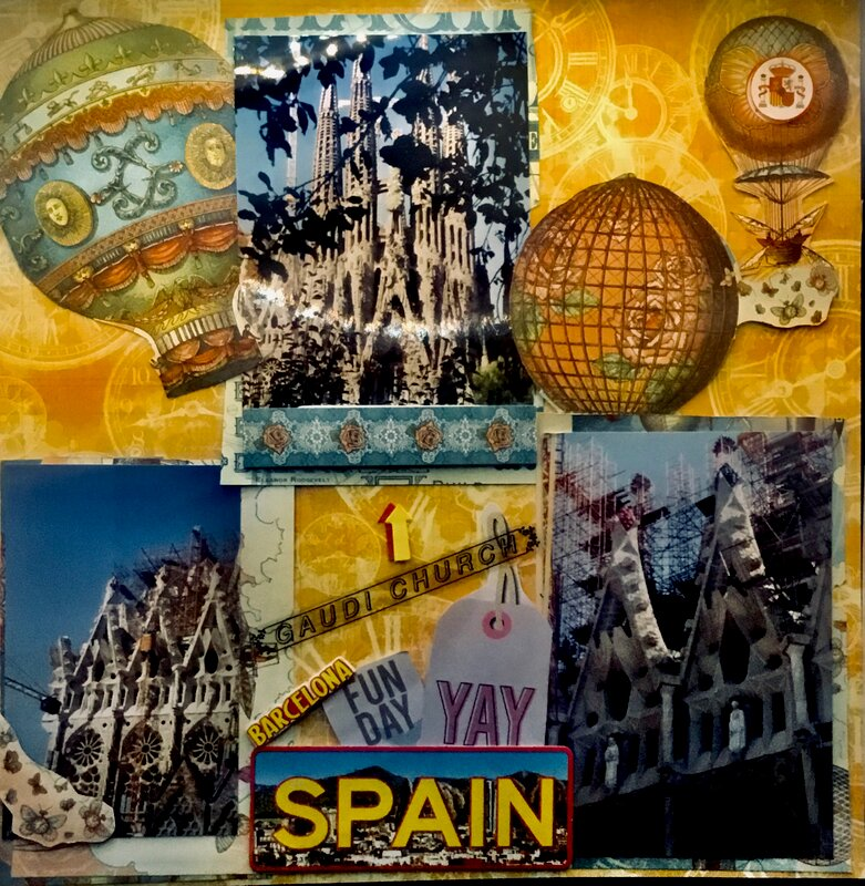 Gaudi Church