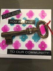 Community Thank you Card