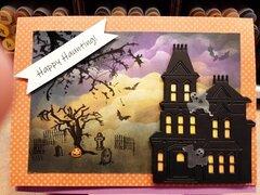 Halloween Haunted House 2020