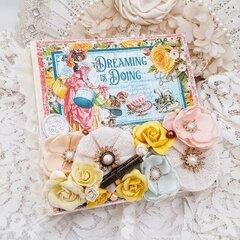Ephemera Queen Mini Album #2