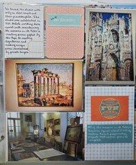Vatican Mosaic Studio Layout