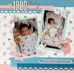 1990�s Baby
