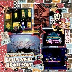 Mickey & Minnie�s Runaway Railway 2020