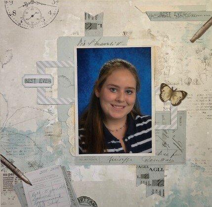 10th Grade Portrait