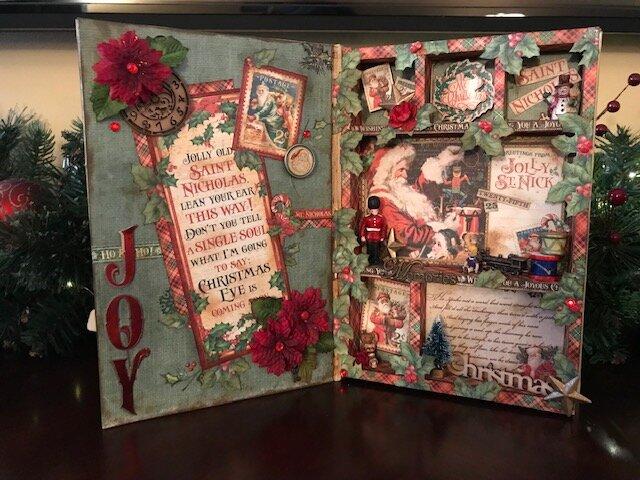 St. Nicholas Configuration Book