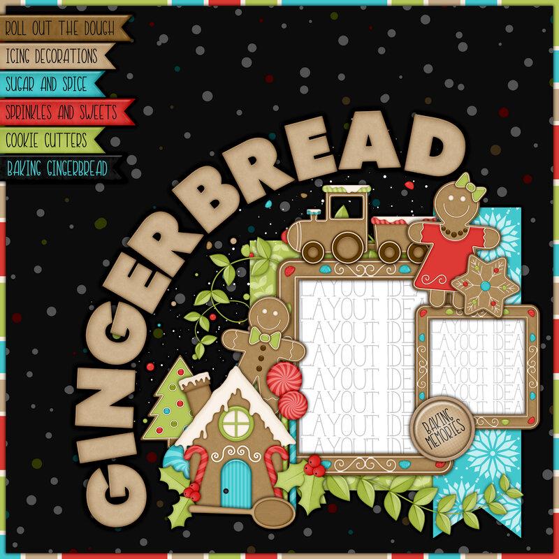 Gingerbread (Layout idea)