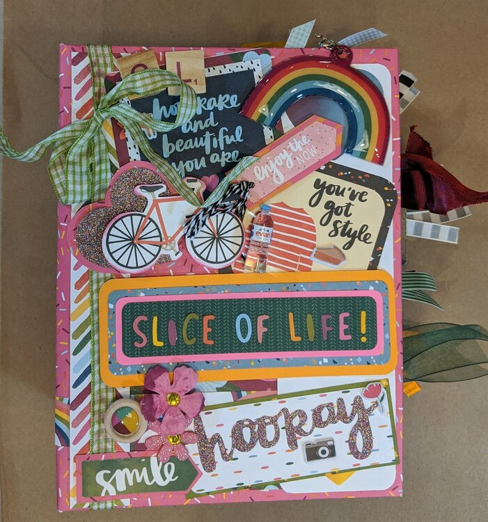 Slice of Life Journal/Album