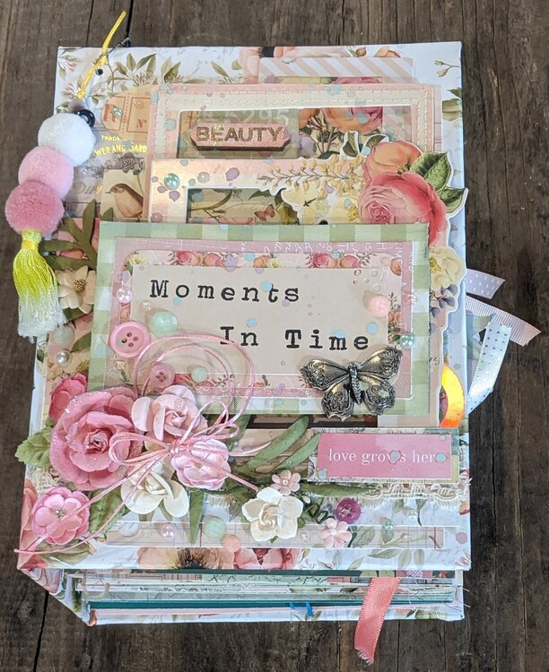 Moments in Time Album