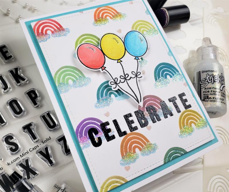Celebrate with Rainbows