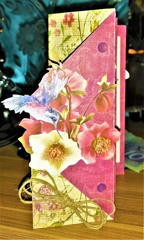 Multifold Birthday Card Front