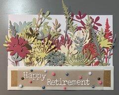 Happy Retirement Detail