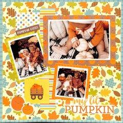 My Lil' Pumpkin - Page 1