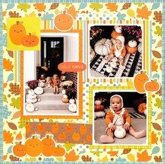 My Lil' Pumpkin - Page 2