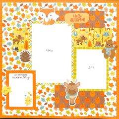 Hello Autumn - Page 1