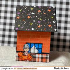 Halloween House Frankie