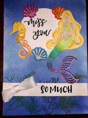 Missing you from the Mermaid Lagoon