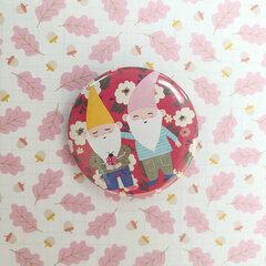 Gnomes Badge