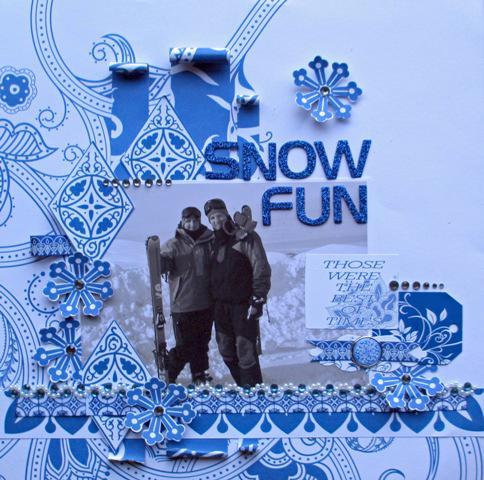 Snow Fun *RRBF*