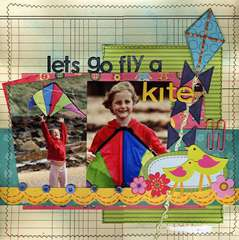 Let's Go Fly A Kite *MLS*