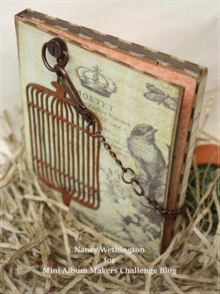 Mini Book Folder