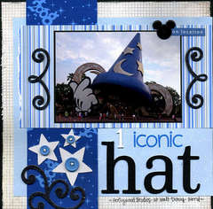 1 Iconic Hat