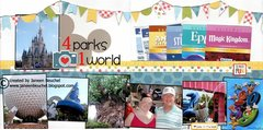 4 Parks, 1 World