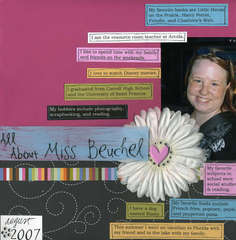All About Miss Beuchel