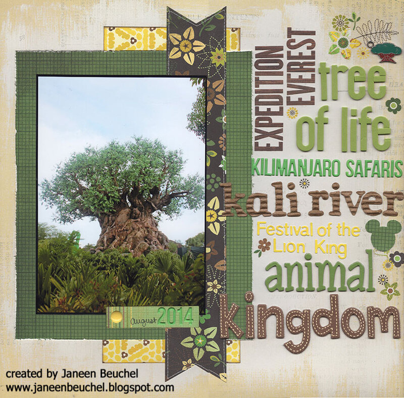 Animal Kingdom Title Page 2014