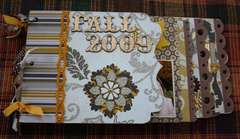Fall 2009 Mini Album