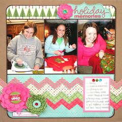 Holiday Memories 2008