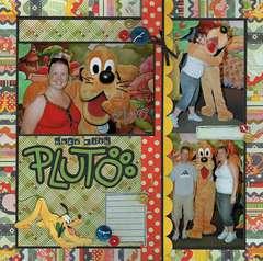 Hugs with Pluto
