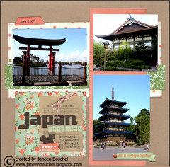 Japan - Epcot