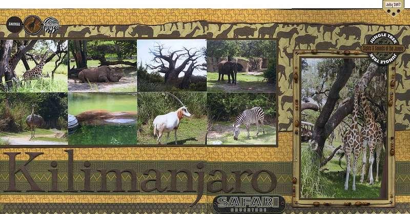 Kilimanjaro Safari Adventure