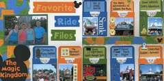 Magic Kingdom Favorite Ride Files